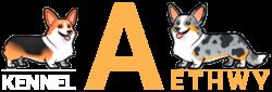Логотип питомника Aethwy