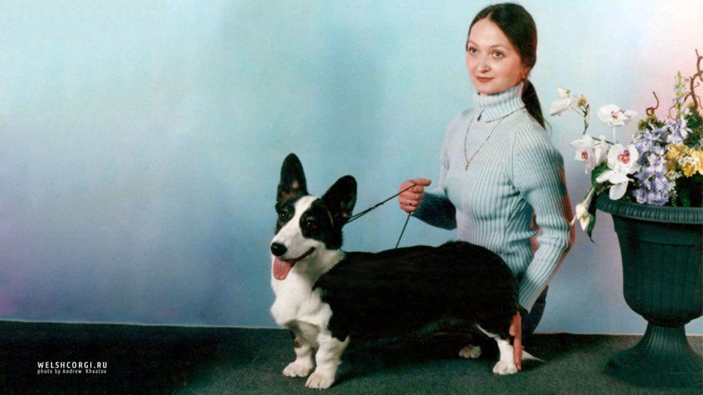 Ольга Хватова- основатель питомника Aethwy